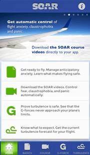 SOAR mobile app 1