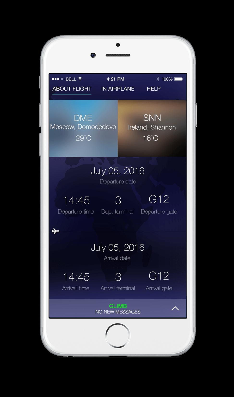 skyguru app 5