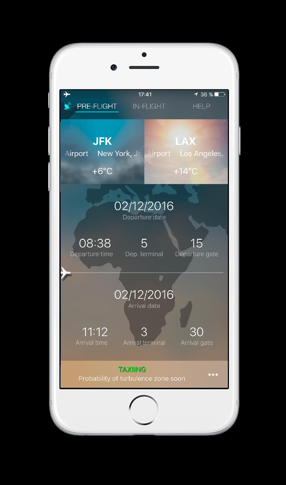 skyguru app 6