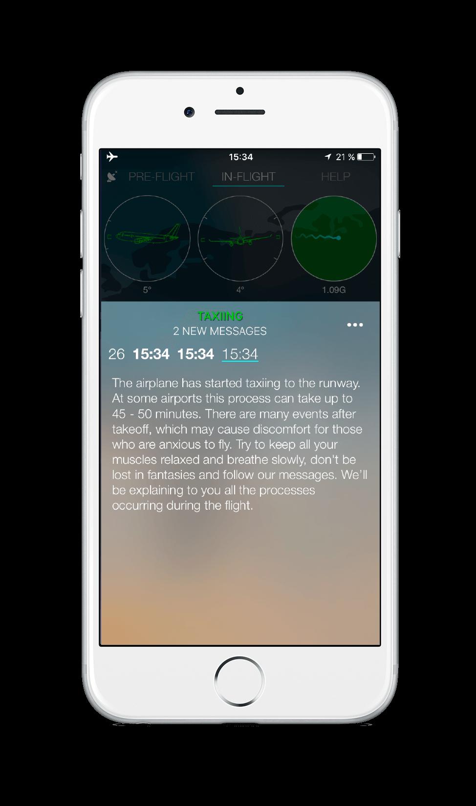 skyguru app 4