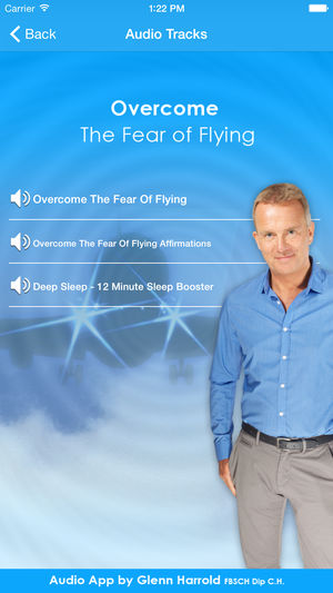 Overcome The Fear of Flying by Glenn Harrold 2